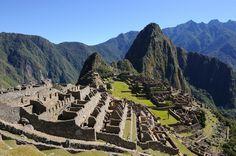 Machu Picchu ... http://www.novinky.cz/cestovani/311984-slus-zcela-opustene-mesto-v-horach-zaplavi-turiste.html