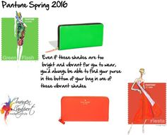 Pantone Colour Forecast Spring 2016 - Inside Out Style