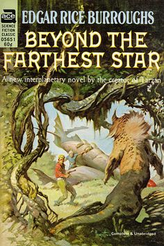 Beyond The Farthest Star by Edgar Rice Burroughs - free #EPUB or #Kindle download from epubBooks.com