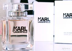 Double dose Fragrance Friday today with two fabulous, NEW fragrances from Karl Lagerfeld. One for him and one for her! It's been a while since Uncle Karl has treated us to olfactory delights, but with this…