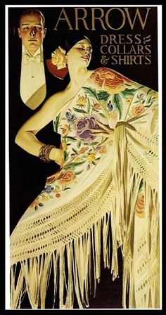 art painting colors joseph christian leyendecker Illustrations illustrator composition leyendecker American Art American Artist j. leyendecker The Arrow Collar Man The Saturday Evening Post Vintage Advertisements, Vintage Ads, Vintage Prints, Vintage Colors, Retro Poster, Poster Vintage, Art Deco, Art Nouveau, Art And Illustration