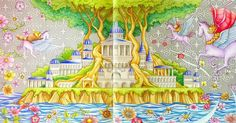 やっと塗り終わりました まだ塗ろうと思えば修正する場所は沢山あるけれど、ひとまずこれで完成とします〜 時間かかりました〜。(。ノω\。)。 #大人の塗り絵 #おとなの塗り絵 #塗り絵#コロリアージュ#色鉛筆#森が奏でるラプソディー #江種鹿乃子 #coloredpencil #coloringbook #coloring #adultcoloringbook #coloriage #ファーバーカステル#ポリクロモス#アルブレヒトデューラー #ホルベイン色鉛筆