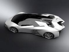 Lamborghini Diamante Concept - Car Body Design  What do you think?