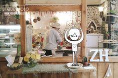 Zuckerhaus una pastelería extra-dulce, donde encontrarás todo lo imaginable y por imaginar. ¡Pídeles lo que quieras y ellos lo harán para ti! ¿Qué tal encargar una súper tarta para tu próxima celebración?