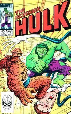 The Incredible Hulk #293 - Assassin!