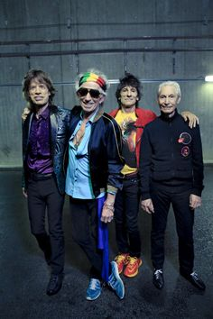 The Rolling Stones. I saw them in Nashville, TN and Raleigh, NC for the ZIP CODE tour of North America '15.