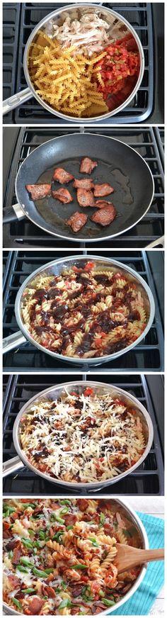 Monterrey Chicken Skillet by abbeykoph