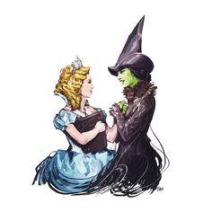 Fanart of Wicked