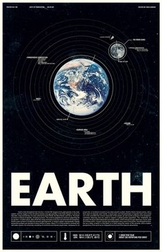 #graphic #design #poster #earth