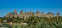 La Cité de Carcassnne, región de Occitanie en Francia  #instadaily #instagood #photooftheday #bestoftheday #happy #tourism #world #smile #mundo #sky #thebestphoto #visiting #amazing #mytravelgram #picoftheday #beautiful  #traveling #nomad #VivimosdeViaje #France #Francia #MidiPyrenees #Occitanie #Languedoc #Carcassonne