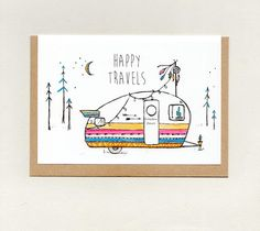 Items similar to HAPPY CHRISTMAS . custom on Etsy Happy Birthday Hippie, Happy Birthday Art, Birthday Card Sayings, Funny Birthday Cards, Sympathy Cards, Greeting Cards, Aussie Christmas, Christmas Art, Xmas