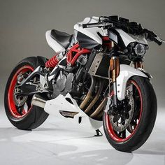 Most will recall the Kenstomoto Demolisher, which we featured in March. The Demolisher, based on designer Kenny Yeoh's vision of a motorcycle based on the Concept Motorcycles, Custom Motorcycles, Moto Bike, Motorcycle Bike, Motorcycle Design, Bike Design, Er6n, Bike Pic, Custom Sport Bikes