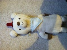 I made the bear for my baby girl in 2007