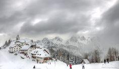 Winter heaven by Zoran Stanko on 500px