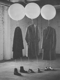 #creepy #balloons