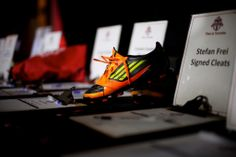 The new TFC kit unveiled at The Berkeley Church at the launch party Toronto Fc, Launch Party, Cleats, Air Jordans, Product Launch, Sneakers Nike, Kit, News, Blog