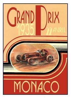 1935 Monaco GP