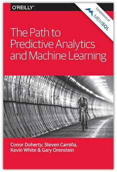 Free O& Book: Path to Predictive Analytics and Machine Learning O Reilly, Data Science, Machine Learning, Social Media, Books, Free, Libros, Book, Social Networks