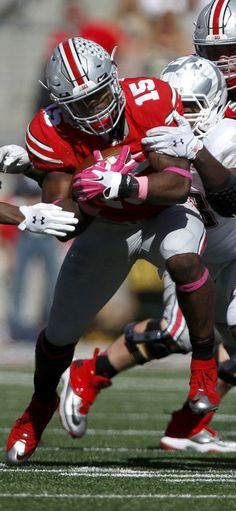 "Ezekiel "" Zeke "" Elliott #15 } **** Ohio State Football #GoBucks"