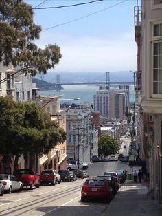 Nob Hill - San Francisco, CA
