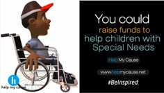 Got a worthy cause you want to raise funds for? We can help you... visit us at helpmycause.net