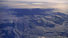 Another Volcano Is Rumbling Under The Ice In Iceland - Earth and Environmental Science, Geology All About Earthquakes, Air Travel, Environmental Science, Natural Disasters, Geology, Airplane View, Images, Europe, Nature