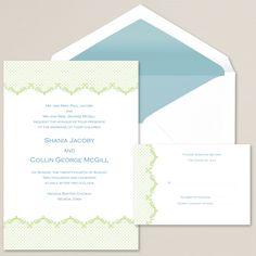Love Revealed Wedding Invitation | #exclusivelyweddings
