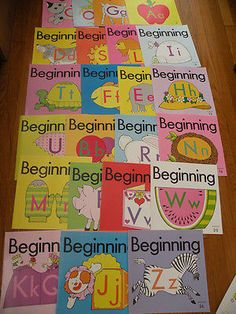 Beginning To Read Write And Listen: Letter-books Macmillan/McGraw-Hill NEW | Books, Textbooks, Education | eBay!