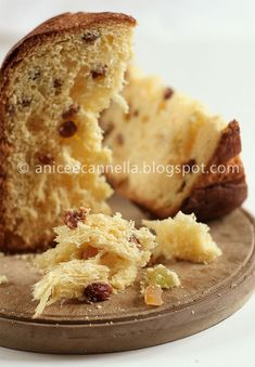 Let's get ready for Christmas.. Panettone!!