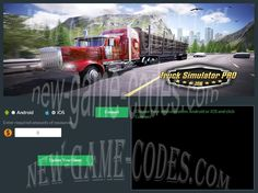 Truck Simulator PRO 2016 Hack Cheats Android-iOS [COINS] Triche - Imgur