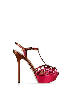 Sergio Rossi | VAGUE | Women Sandals - Shoes - Heels - 2014