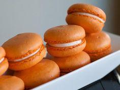 Oranje Macarons