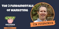 We were honored and excited to chat with Sarah St John host of the Frugalpreneur Podcast. We talked about the three fundamentals of #Marketing. Check it out. Small Business Marketing, The Marketing, Mobile Marketing, Content Marketing, Business Tips, Online Marketing, Social Media Marketing, Rialto Market, Marketing Plan Template