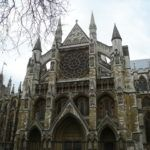 The Westminster Abbey, officially known as the Collegiate Church of St Peter at Westminster, is an extensive, essentially Gothic convent church in the City of Westminster, just toward the west of the Palace of Westminster.