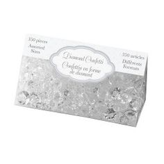 #BUY Diamond Confetti in Crystal for your #wedding here: http://shop.weddingandweddingflowers.co.uk/index.php?id_product=55&controller=product