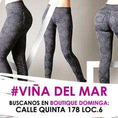Fuel Oil Jeans también esta en Viña del Mar, en Boutique Dominga, calle Quinta 178 loc. 6