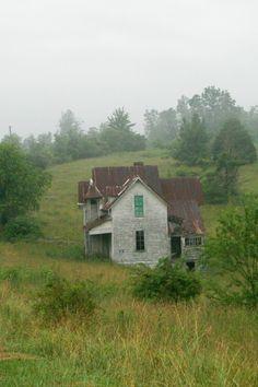 Forgotten Rural Virginia