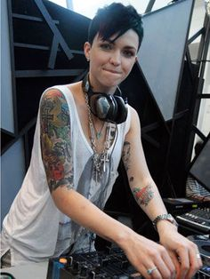 ruby rose, hot and inked!