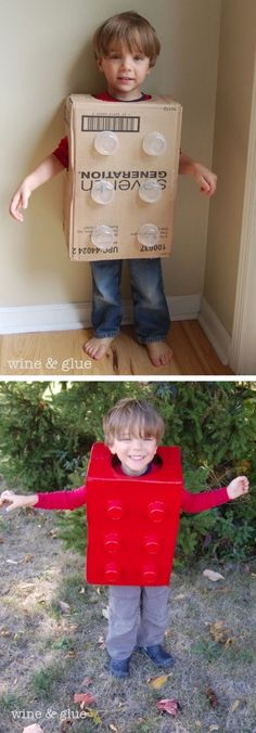 Super easy and cheap DIY Lego Costume. Such a cute idea! 30 Easy Halloween Costume Ideas For Kids and Teens Super easy and cheap DIY Lego Costume. Such a cute idea! 30 Easy Halloween Costume Ideas For Kids and Teens Kids Costumes Boys, Boy Costumes, Vampire Costumes, Family Costumes, Pirate Costumes, Costumes For Women, Costumes Faciles, Karneval Diy, Diy Halloween Costumes For Kids