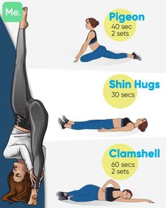 Fitness Workouts, Yoga Fitness, Butt Workout, At Home Workouts, Fitness Tips, Health Fitness, Slim Legs Workout, Dumbbell Workout, Physical Fitness