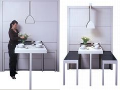 Grandma's Revenge: A modern kitchen that cooks and serves with comfort!