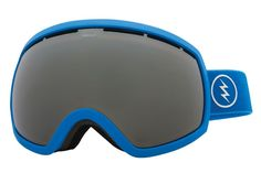 Electric - EG2 Royal Blue Goggles, Brose/Silver Chrome Lenses
