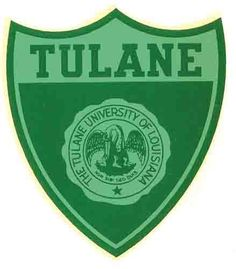 TULANE University   (College)  Vintage-Looking   Travel Decal  Sticker #Tulane