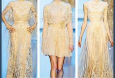 Ellie Saab Fall/Winter 2011 ♥♥♥ the first dress omg♥♥♥