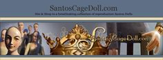 Santos Cage Doll — Going, Going, Gone!