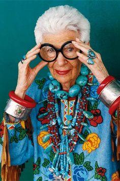 Quiero una Abuelita como ella!