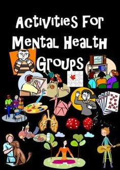Group Therapy Topics: Mental Health Educational Activities