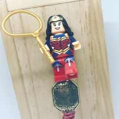 A personal favorite from my Etsy shop https://www.etsy.com/listing/553636433/wonderwoman-lego-dc-comics-legoman-lego