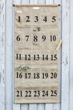 Advent Ideas on Pinterest | Advent Calendar, Advent and Jesse Tree ...