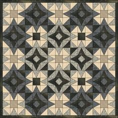 Patchwork: quilt vergroting